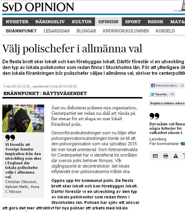 SVD_debatt_130508_lokala_polischefer_christian_ottosson