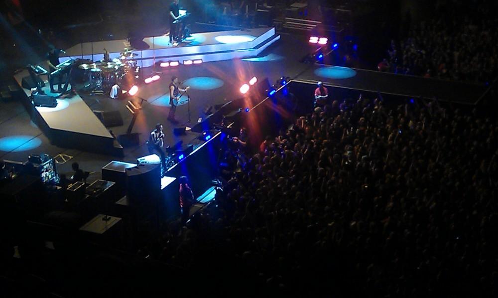 Depeche Mode i Globen